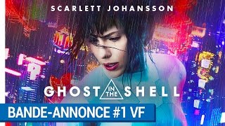 Ghost in the shell :  bande-annonce 1 VF