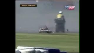 tai nạn moto ghê sợ | tai nạn đua xe mô tô GB khủng khiếp nhất