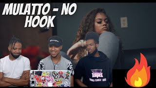 SHE SNAPPED!!! Mulatto - No Hook (Official Video) Reaction!!!