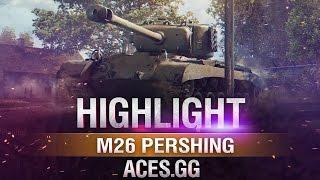 Армейский охотник. M26 Pershing