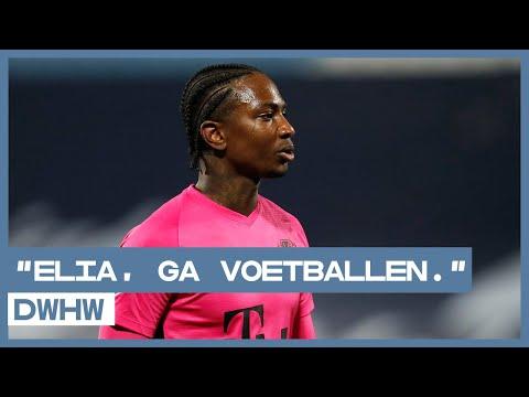 """""""Ga gewoon voetballen"""" 💬   Elia zoekt cameraman op   Dit was het Weekend"""