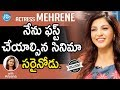 Jawaan Actress Mehreen Exclusive Interview- Talking Movies