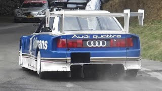Audi S4 (C4) GTO Chirping Like a Bird! – 2.2L 5-Cylinder Turbo Engine Melody