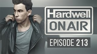 Hardwell On Air 213