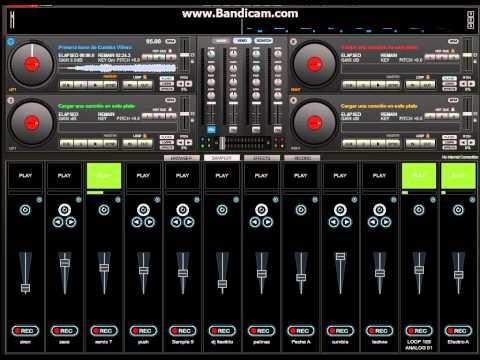 BASE DE CUMBIA CON MUCHOS EFECTOS...VIRTUAL DJ