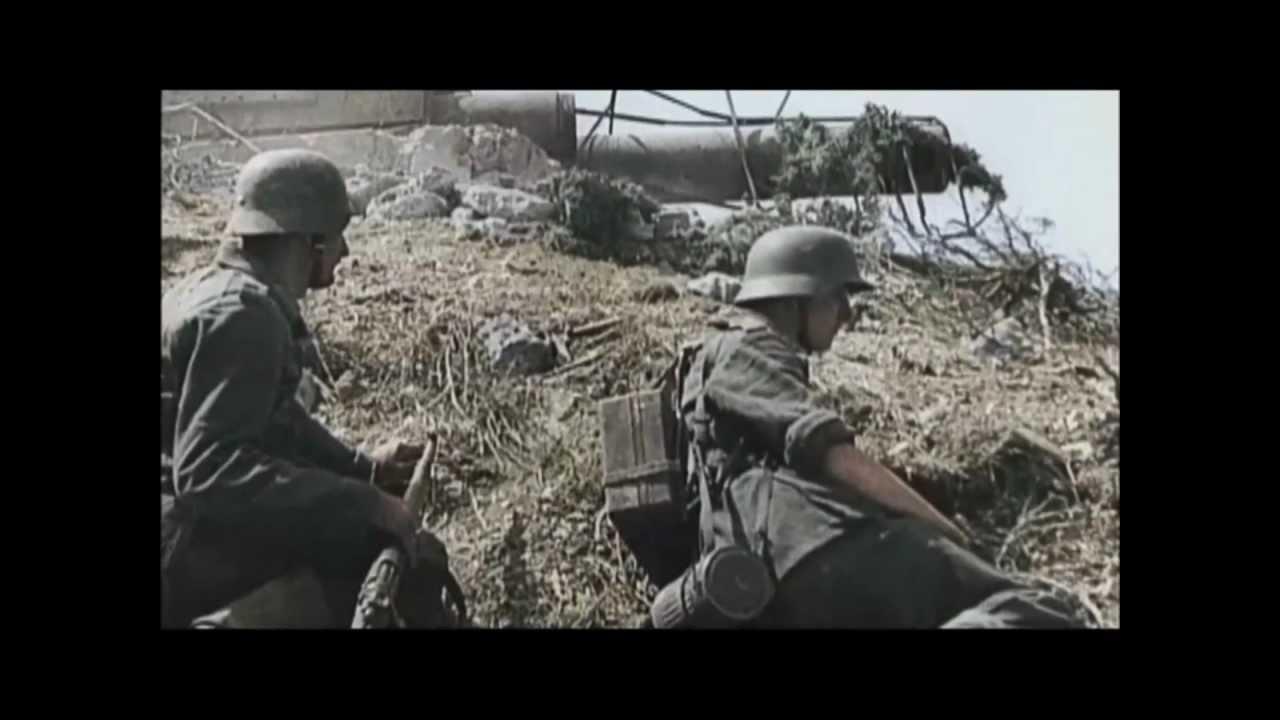 World War 2 Color Footage Stalingrad Youtube