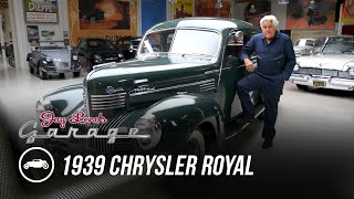 Johnny Carson's 1939 Chrysler Royal - Jay Leno's Garage