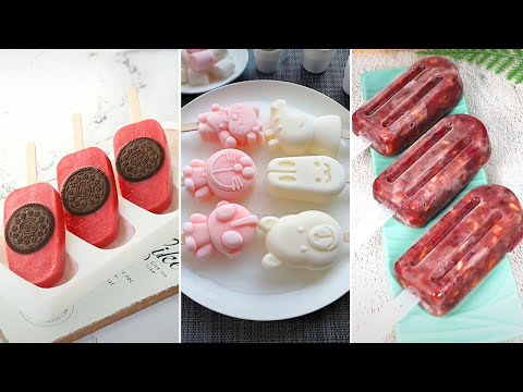 Handcrafted Lolly Ice Cream   25 Various Frozen Summer Recipes