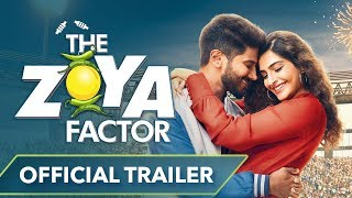 The Zoya Factor Official Trailer- Sonam Kapoor, Dulquer Sa..