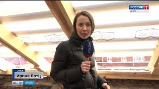 Без крыши в сезон таяния снега остались жильцы дома по улице 9-я Линия