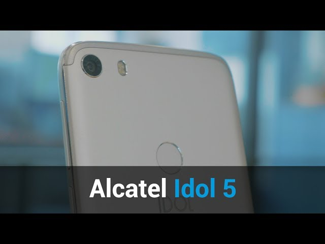 Belsimpel.nl-productvideo voor de Alcatel IDOL 5