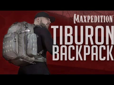 MAXPEDITION Advanced Gear Research TIBURON Backpack