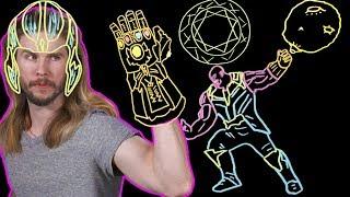 How Thanos Throws a Moon