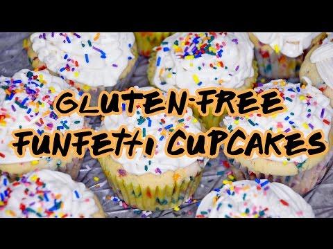 Gluten-Free Funfetti Cupcakes Recipe | Nuts.com