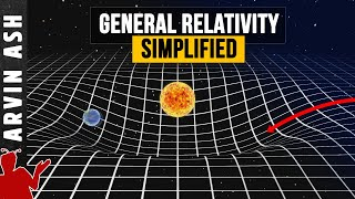 General Relativity Explained simply & visually