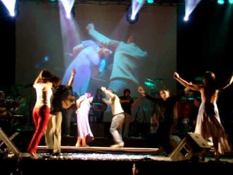 JORGE ROJAS en Coronda, Sta. Fe - enganchado y baile de chacareras