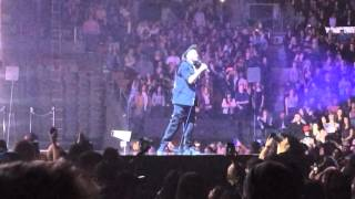 The Weeknd The Birds Part 1 Live Toronto (The Madness Fall Tour) 11/05/2015