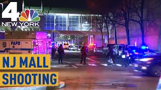 At Least 2 Hurt in New Jersey Mall Shooting