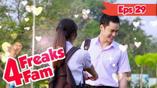 NEW 2019 Comedy Thailand Movie: 4 Freaks 4 Fam, Eps 29