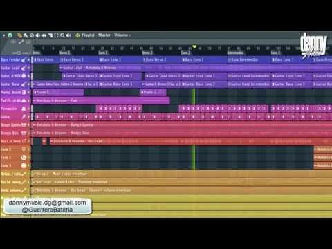 Bachata en FL Studio 12 - Antídoto & Veneno by Danny Music