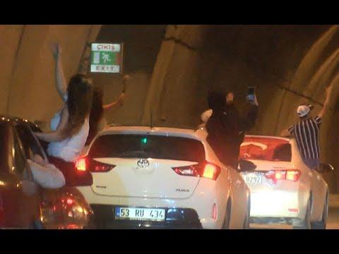 Uyarı ve cezalar fayda etmedi! İstanbul'da şehir magandaları yine işbaşında