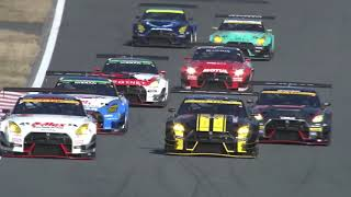 The ULTIMATE GT-R Race, GT500 vs GT3 vs GT300 vs all the GT-R's - the NISMO GP 2017!