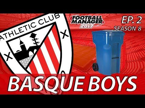 Basque Boys | S08E02 | TOP BINS | Football Manager 2017