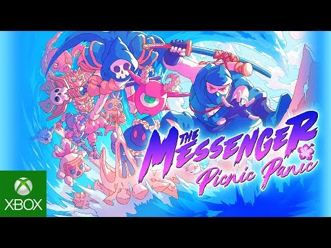 The Messenger - Picnic Panic Launch Trailer
