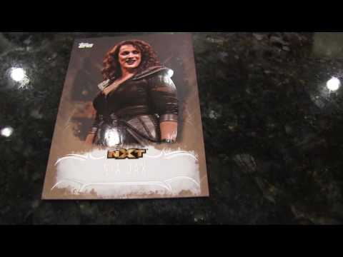 Box Busters: 2016 Topps WWE Undisputed