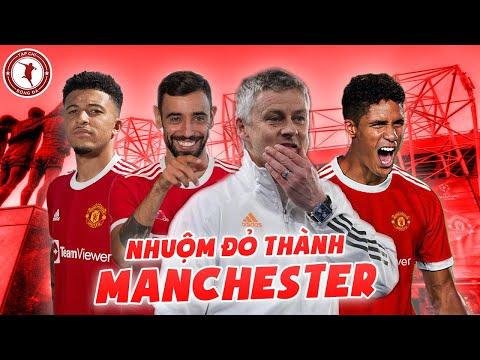 Manchester United Preview 2021-2022: Solskjaer Và Mục Tiêu Nhuộm Đỏ Bầu Trời Nước Anh