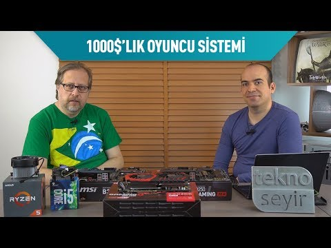 video Amd Ryzen 5 1500X