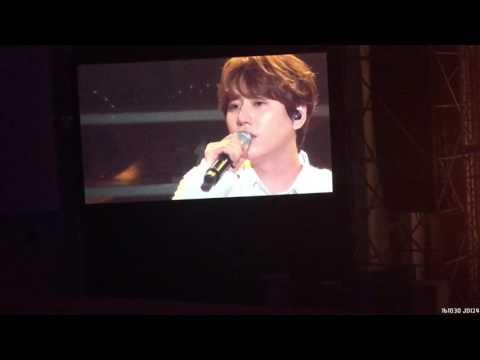 161030 규현(Kyuhyun)콘서트 - 너는 나의 봄이다 + 또 다시 사랑