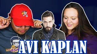 Funny Reaction To Avi Kaplan's Voice in Pentatonix Interviews [Pt.1] | REACTION