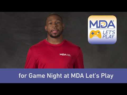 Indianapolis Colts Running Back, Nyheim Hines, joins MDA Let's Play for Game Night June 12, 7-8pm ET.
