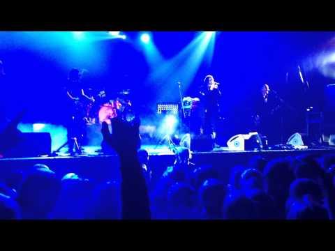 Кукрыниксы - Мой Бог (live in Arena Moscow 13.10.13)