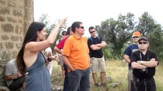 Toni Nadal explicant la pluja al nord de Sanaüja
