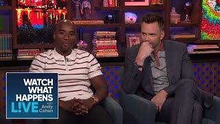 Joel McHale And Charlamagne Tha God Talk Celebs | WWHL