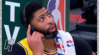 Anthony Davis Postgame Interview - Lakers vs Bucks | January 21, 2020-21 NBA Season