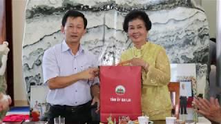 Bí thư Tỉnh uỷ  Gia Lai thăm nhà máy Vạn Phát Gia Lai