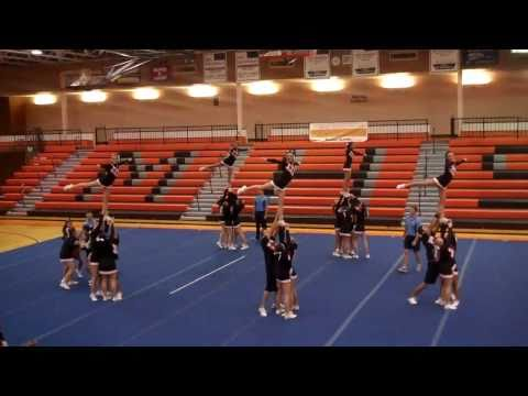 Murray High School Competition Routine