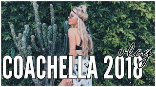 COACHELLA 2018 | Outfits, Food & Dance Parties