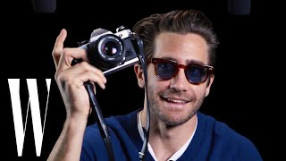 Jake Gyllenhaal Explores ASMR with Whispers, Bubble Wrap, and a Camera   Celebrity ASMR   W Magazine