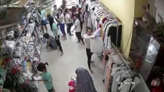 Shop quần áo bắt được trộm nhờ camera thông minh