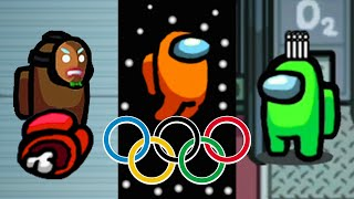 AMONG US Meme Olympics