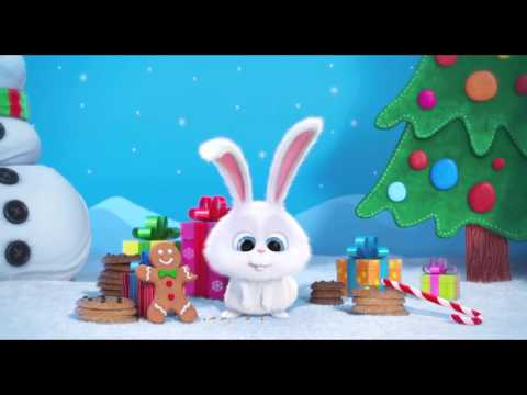 The Secret Life of Pets – Christmas piece (Universal Pictures)