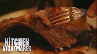 Pub Owner Serves Pretentious Food - Kitchen Nightmares
