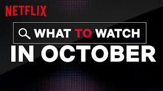 New on Netflix US   October   Netflix