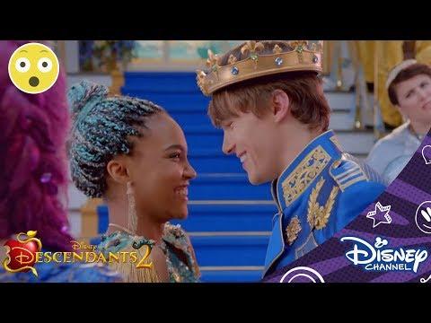 Descendants 2 | Een Onverwachte Wending | Disney Channel BE
