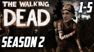 xQc plays The Walking Dead Season 2 w/chat