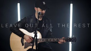 Linkin Park - Leave Out All The Rest (Acoustic Cover by Dave Winkler)